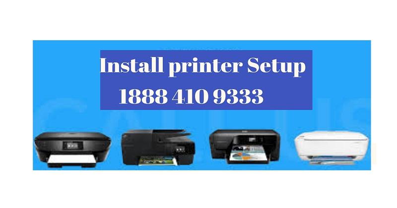 Install Printer Setup