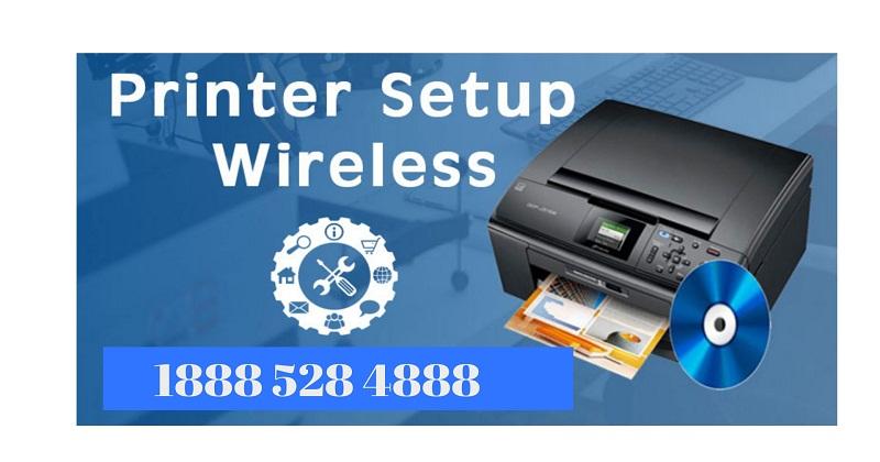 hp printer wireless