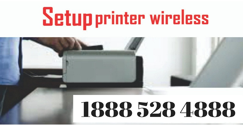 setup printer wireless