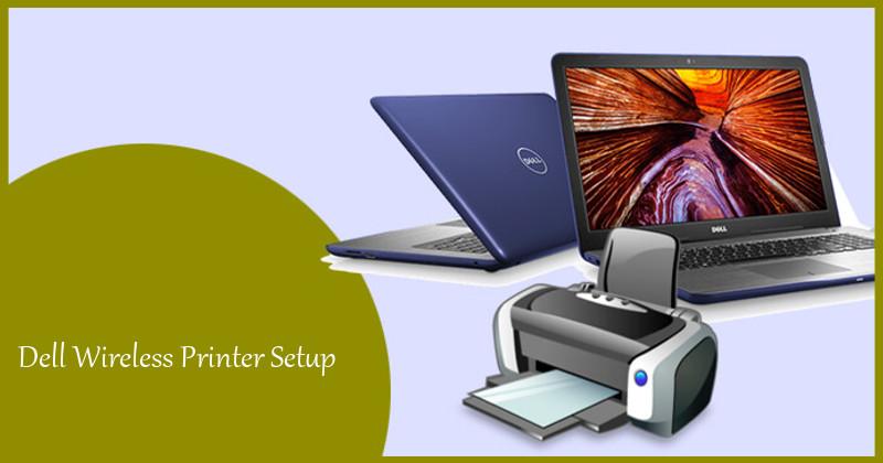 Dell Wireless Printer Setup