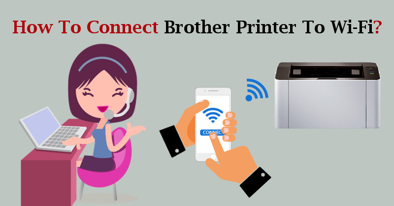 Brother Printer WiFi Setup