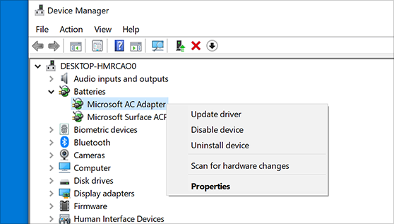 update printer drivers