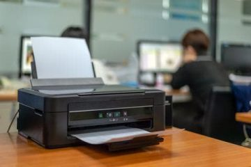 Epson XP310 Not Printing