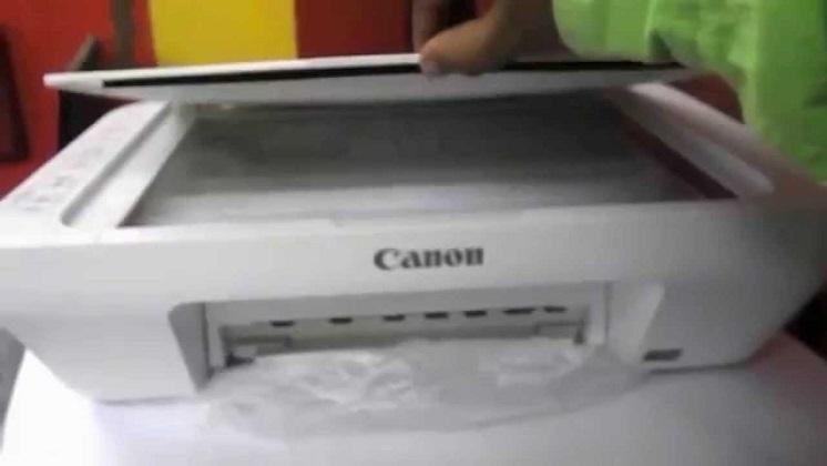 Canon Pixma MG2570S Wireless Setup
