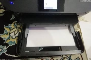 Why is my HP Envy 5530 not printing
