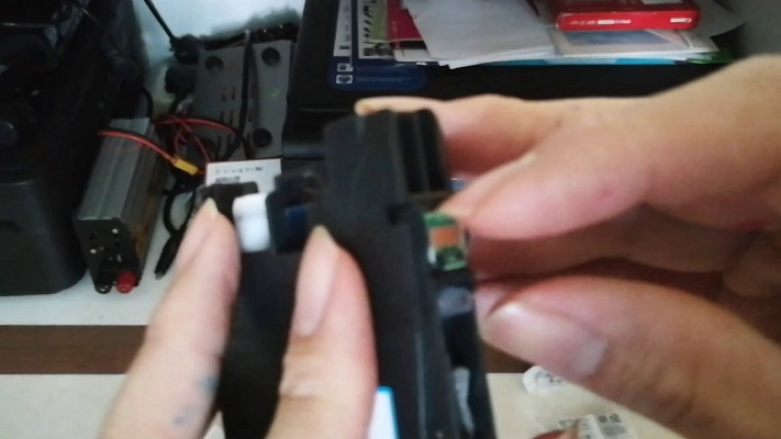 Brother MFC-J430w Cannot detect Ink Cartridge