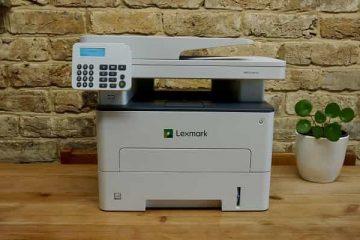 Lexmark MB2236ADW Setup