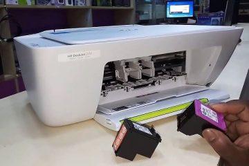 hp deskjet 2132 won't print
